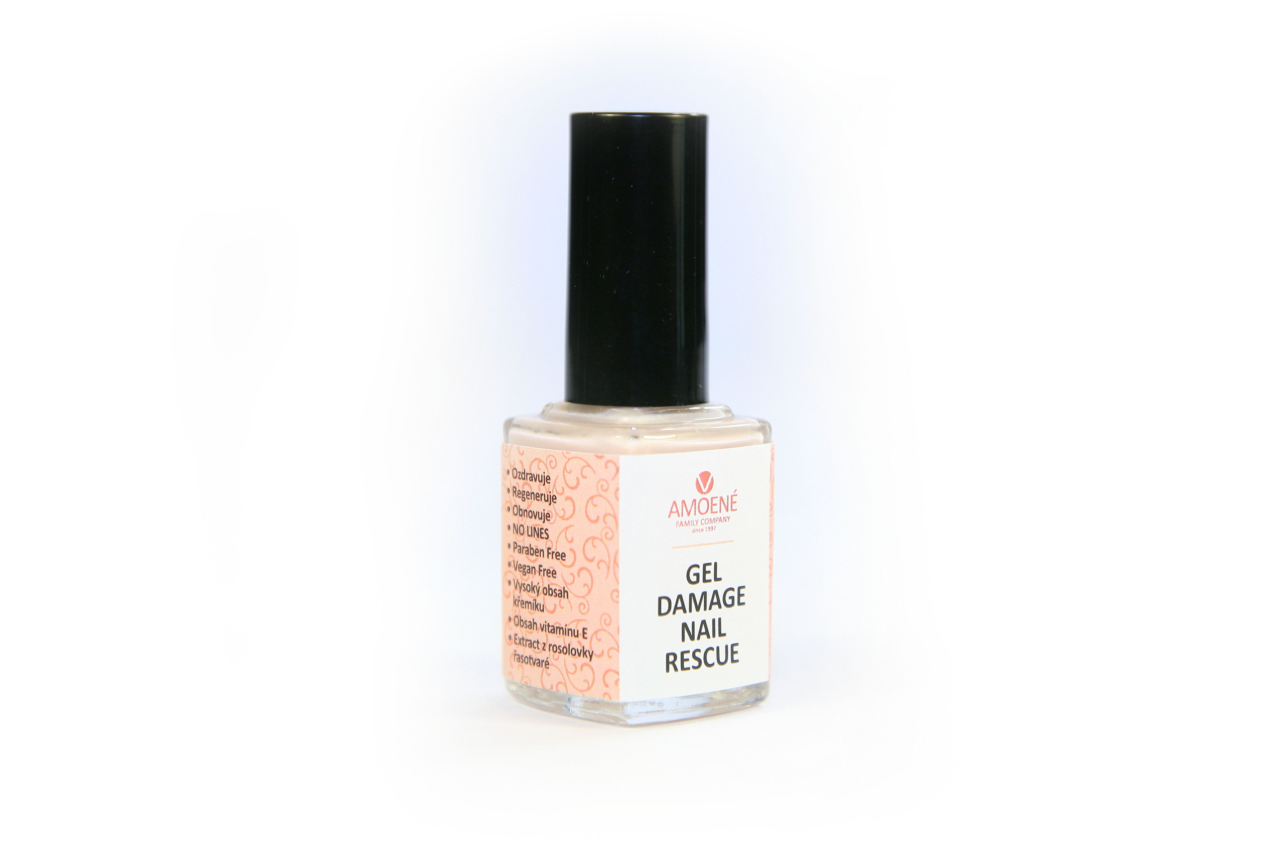 Gel damage nail rescue , 12 ml